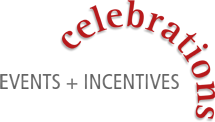 CELEBRATIONS EVENTS + INCENTIVES
